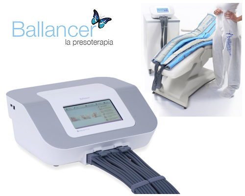 ballancer presoterapia elite laser